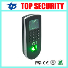 TF1900 zk fingerprint access control linux system biometric footprint finger time attendance and access control system TF1900