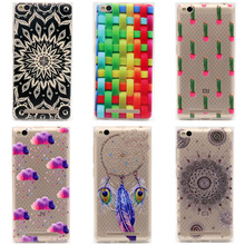 Soft Cases For Xiaomi Redmi 3 Case Silicone TPU Transparent Ultra-Thin Colorful Printing Drawing Phone Cover For Redmi 3