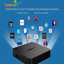 Factory Price Hot Selling T95N MINI M8S PRO Android 6.0 TV Box Octa Core 2GB DDR3+8GB WiFi HD Media Player