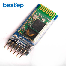 4PCS HC-05 HC 05 RF Wireless Bluetooth Transceiver Module RS232 / TTL to UART Converter and Adapte(China)