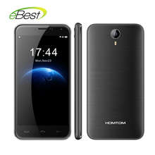 hot sale HOMTOM HT3 Pro 4G Smart phone 5.0 inch HD Android 5.1 2GB RAM 16GB ROM MTK6735 Quad Core 8MP Camera Mobile Phone(China)