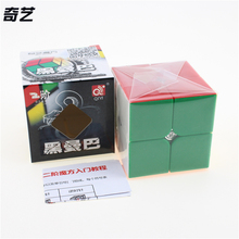 Newest QiYi 2x2x2 high quality Magic Cube Competition Speed Puzzle Cubes Toys For Children Kids cubo magico Qi113