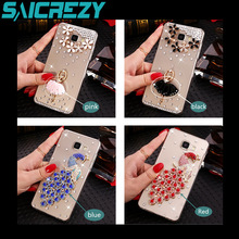 luxury bling crystal Diamond case for Samsung Galaxy S8 S7 J7 J5 Prime j3 C9 pro/Note 8 4 /A9 2016 A7 A5 A3 2017 phone cover