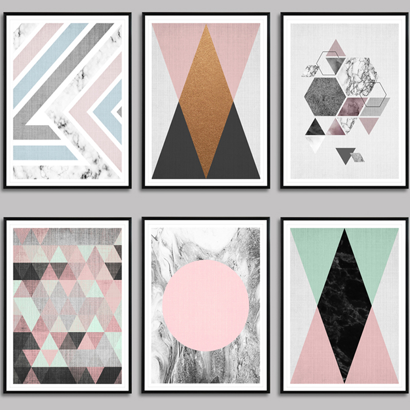 Abstract-Marble-Canvas-Painting-Geometric-Wall-Art-Pictures-Nordic-Pop-Poster-Print-for-Office-Living-Room (2)