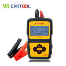 New Arrival BT-360 BT360 12V AutoBattery Tester Car Battery Tester BT 360 High Cost Performance than bst460