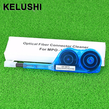 KELUSHI Fiber Tester Accessory NFC-IBC-MPO Cleaner For Fiber Optic IBC One Click Cleaner for MPO/MTP Connector,