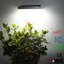 LED Solar light Perfect quality LED Solar Outdoor lighting Good conversion Solar panel Sensor Powerful solar garden lights