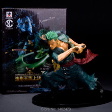 One Piece SC Decisive Battle 3 Version Roronoa Zoro PVC Figure Toy 14CM PVC Action Figure Collection Model Toy Free Shipping