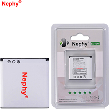 New Original Nephy Battery BST-38 For Sony Ericsson K770 K770i S500i W902 W980 S312 S500c T303c T658 W150i W707 E10i F100 970mAh(China)