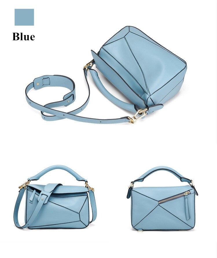 Luxury Handbag Women Bags Designer Inspired High Qyality Genuine Leather Shoulder Bag (5)