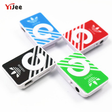 YiJee Mini Clip MP3 MP3 Music Player Portable Sport MP3 Player With Micro SD Card Slot Lecteur mp3 reproductor Support Earphone