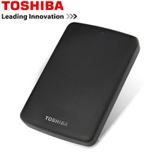 Toshiba Hard Disk Portable 1TB 2TB Free shipping Laptops External Hard Drive 1 TB Disco Duro hd Externo USB3.0 HDD 2.5 Harddisk(China)