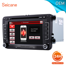 seicane Universal car Radio GPS Navigation for 2006 2007-2013 Skoda Praktik With DVD Player CANBUS Support Aux iPod USB SD card(China)
