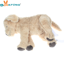 Large Size 46cm Stuffed Plush Teddy Dog High Quality Plush Animal Baby Appease Doll Lovely Puppy Toy(China)