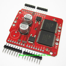 B401 Monster Moto Shield VNH2SP30 stepper motor driver module high current 30A forarduino   Integrated Circuits