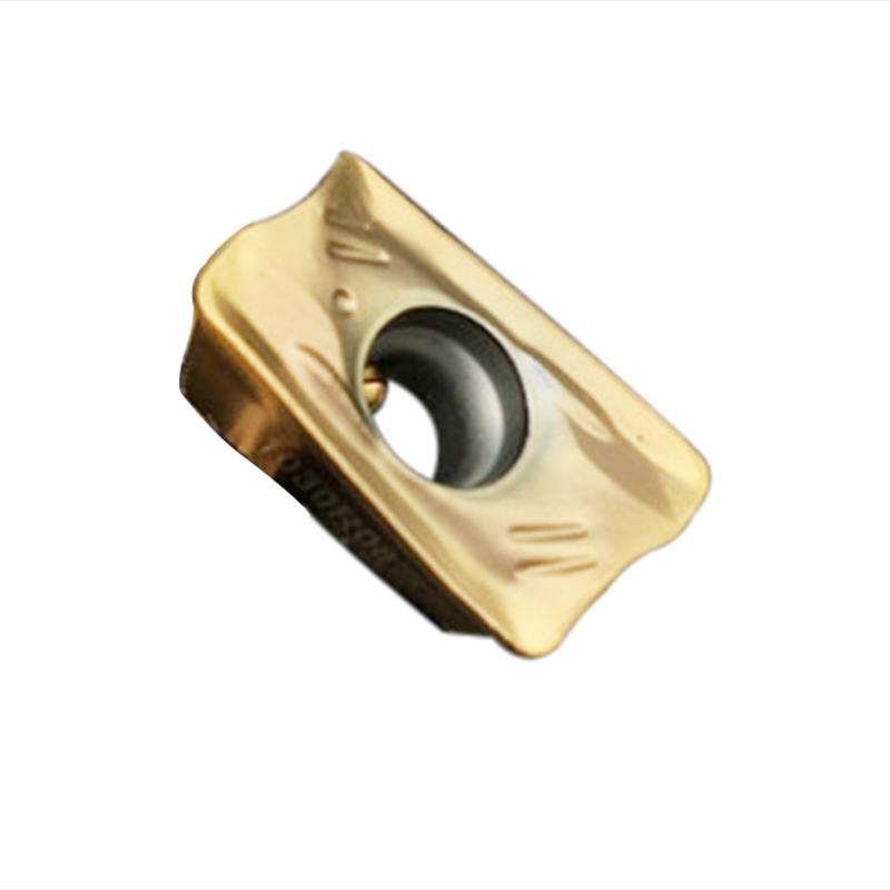 SWIS 10PCS R390-11T308M PM1030 PM1025 PM4240 Carbide Insert Face Milling Cutting CNC Tools Lathe Tools Machining Tool Steel