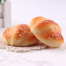 Hot 1pc Artificial Fake Bread Donuts Doughnuts Simulation Model Ornaments Cake Bakery Room Home Decoration Craft Toys(China)