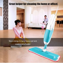 2017 Blue/Green Multifunction Environmental Water Home Used Spray Mop For Various Kinds Of Floor Household Floor Cleaning Tools(China)