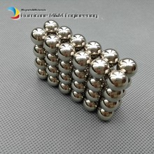 1 Pack NdFeB Magnet Balls 6-15mm diameter Strong Neodymium Sphere Permanent Magnets Rare Earth Magnets Grade N42 NiCuNi Plated(China)