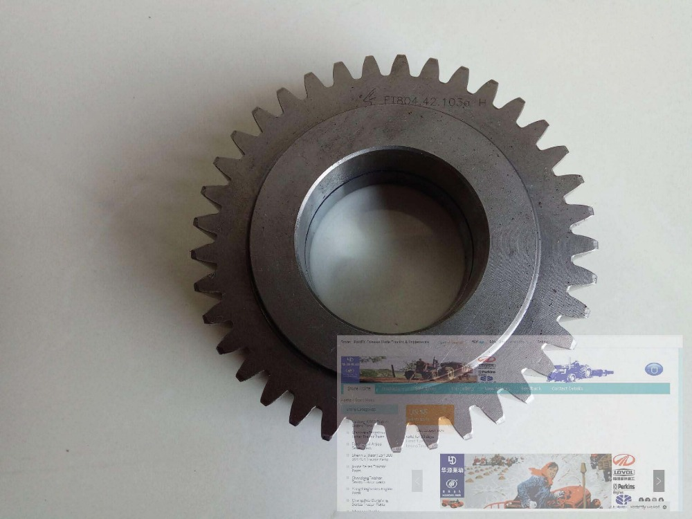 804.42.103a, the middle gear for Foton 80hp series tractor<br>