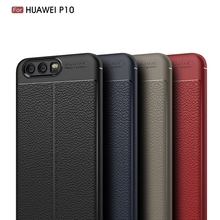 Buy GXE Full Protective Luxury case Huawei P10 Litchi Texture TPU Cases Huawei P10 High Soft Silicone Back Cover for $4.24 in AliExpress store