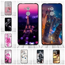 for Huawei Enjoy 6S Honor 6C Case Luxury 3D Relief Printing Back Cover for Huwawei Enjoy 6s 6 S Case Honor 6C Coqeu Capa Funda