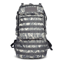 2017 new design wholesale ACU Camo waterproof Camping Hiking Internal Metal Frame outdoor backpack with good price