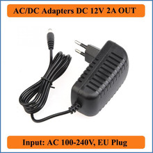 CCTV Switching Power Supply 12V2A EU regulation ic ( OEM power adapter )