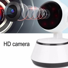 Buy Mini IP Camera 720P Wireless Smart WiFi Camera IR Night Vision Surveillance Two Way talk Audio Record Baby Monitor Home Security for $20.63 in AliExpress store