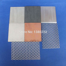 Copper anode Free shipping Copper anode Hull cell test Copper anode,Copper anode sheet