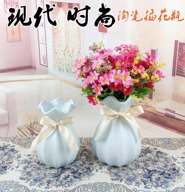 Simple Modern Ceramic Flower Vase Small Fresh Living Room Table Home on va flower, na flower, sd flower, pa flower, mn flower, vi flower, ve flower, ca flower, ls flower, dz flower, sc flower, uk flower,