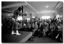 "Muhammad Ali-Haj Boxing Boxer Champion Art Silk Fabric Poster Print 12x18 24x36"" Sports Pictures For Bedroom Decor 010"