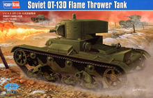 Hobby Boss 1/35 scale tank models 82498 Soviet OT-130 light fire truck(China)