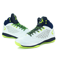 Original Man Basketball Shoes For Men Classic Athletic Basketball Boots Trainers Sports Shoe basketteur chaussure Sneakers(China)