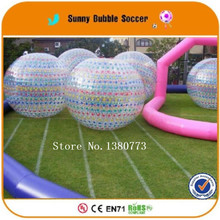 Good Quality Factory Price Commercial High Quality Grass Inflatable Body Zorb Ball For Sale