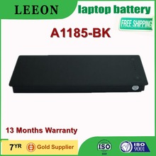 "Replacement laptop battery for Apple A1185 MA561 MA561FE/A MA566 MA566FE/A MB 13"" A1181 MB 13"" MA254 MB 13"" MA254*/A"