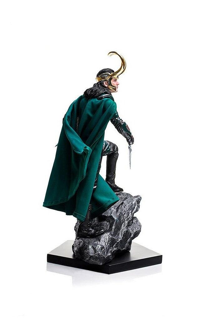 Thor Ragnarök Marvel Comics Loki Ragnarökr action figure(27)
