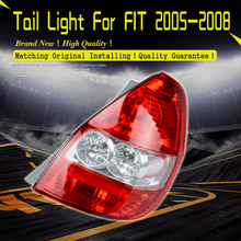 Tail Light Tai Lamp Rear Light Rear Lamp OEM:33551-SAA-H02 33501-SAA-H02 For HONDA FIT JAZZ 2005 2006 2007 2008 GD1 GD3