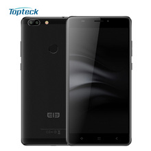 ELEPHONE C1 Max 4G Fingerprint OTG Smartphone 6inch HD screen Android 7.0 MTK6737 Quad Core Cellphone 2GB+32GB 13MP Mobile Phone(China)