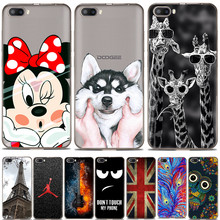 Buy Doogee Shoot 2 Case Luxury Cartoon TPU Case Cover Doogee shoot 2 Silicon 5.0 inch Phone Protective Back Cover Skin for $2.45 in AliExpress store