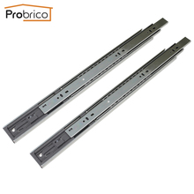 "Probrico 10 Pair 18"" Soft Close Ball Bearing Rail Kitchen Furniture Drawer Slide DS4502S2-18A USA Domestic Delivery(China)"