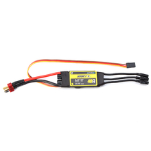 HTIRC Hornet 2-4S 40A Brushless ESC With 5V/4A BEC For RC Airplane