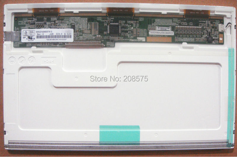 ree shipping Brand New 10 Laptop lcd screen HSD100IFW1 A00  A04  HSD100IFW1 HSD100IFW4 FOR ASUS EEE PCAsus EeePC 1000H notbook<br>