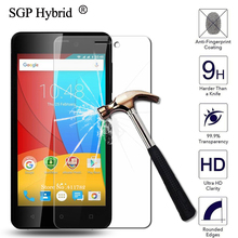 Screen Protector Tempered Glass Film For Prestigio Wize N3 3507 Duo 9H 2.5D Premium  Anti-Explosion Protective Films Case