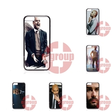 Pep Guardiola Football Coach Soft TPU Silicon Protective Case For Apple iPhone 4 4S 5 5C SE 6 6S 7 7S Plus 4.7 5.5