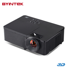 Education business 4k home theater Daylight 3000ANSI lumens Rear HDMI 1080p full HD 3D DLP Projector Proyector beamer for school