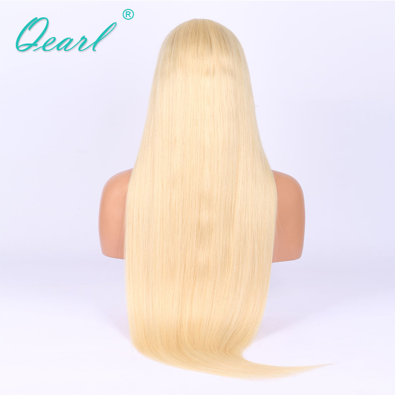 Pure 613 Blonde Full Lace Wig