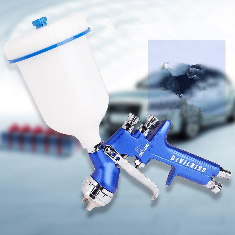 Professional paint spray gun devilbiss TT lvmp spray gun auto spray gun paint spray gun used for car  vehicle painting air tools<br><br>Aliexpress