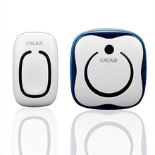 wireless doorbell DC remote control waterproof lovely Wireless Door bell door chimes 1 Transmitter and 1 receiver 9809