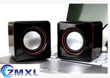 USB mini computer small speaker 101 c square small acoustics The small portable speaker MP3 audio